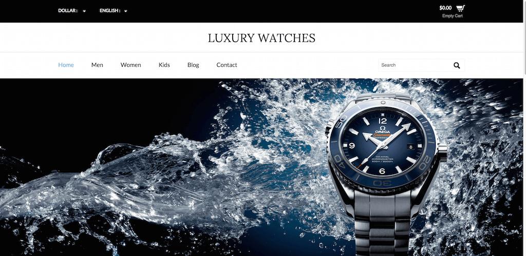 Tìm trang web uy tín để mua đồng hồ