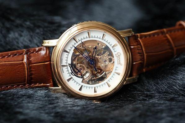 Mẫu đồng hồ Ogival cao cấp.