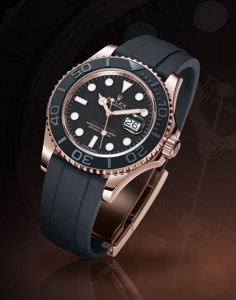 Rolex là thương hiệu đồng hồ cao cấp nhất hiện nay.