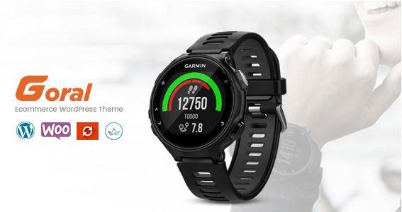 Goral Smartwatch.