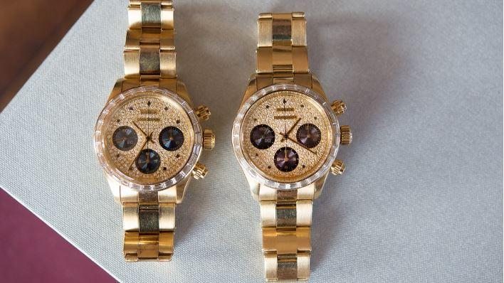 Tổng hợp những cặp đồng hồ đôi đẹp và tình cảm nhất 2019.
