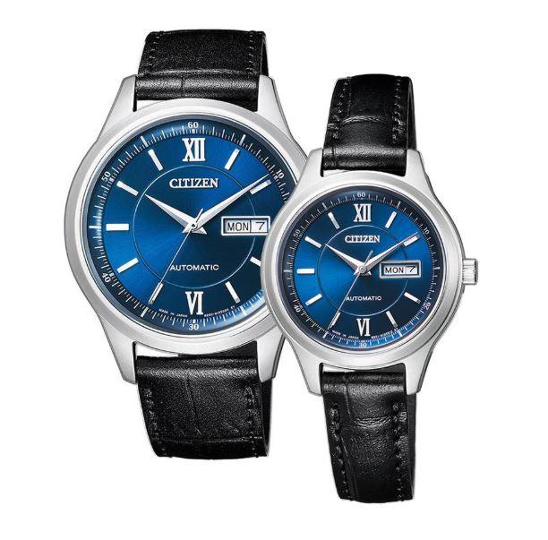 Cặp đồng hồ hoàn hảo cho những cặp đôi trẻ trung và năng động.