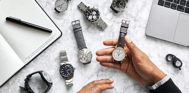 Đồng hồ là mặt hàng kinh doanh online không bao giờ lỗi thời