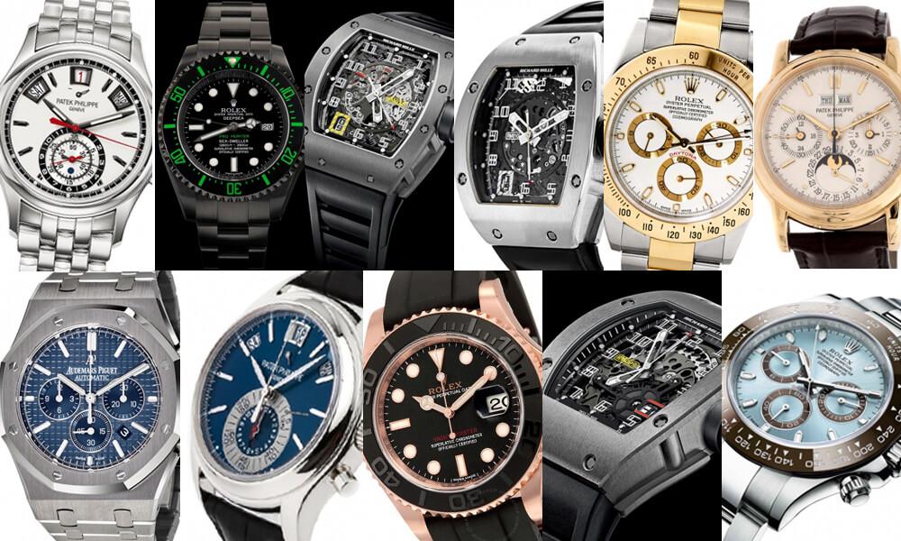 Kinh doanh đồng hồ