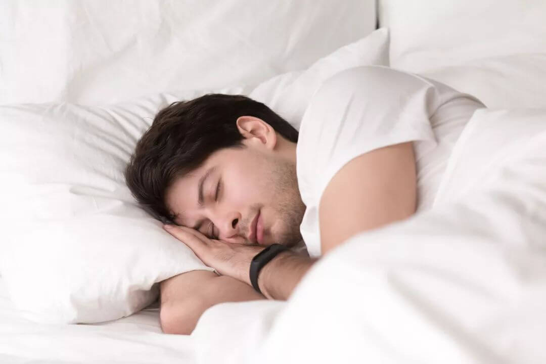 Giúp cải thiện, theo dõi giấc ngủ của bạn