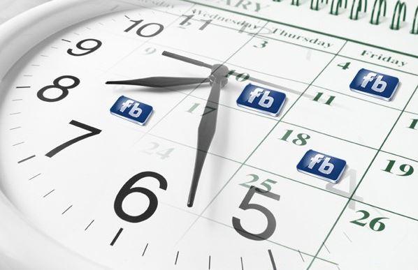 xác định thời gian chạy quảng cáo