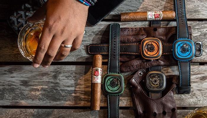 đồng hồ đẳng cấp sevenfriday
