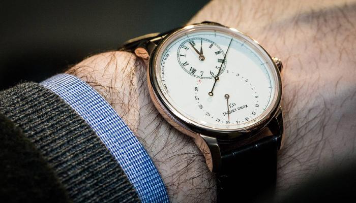 giới thiệu đồng hồ jaquet-droz