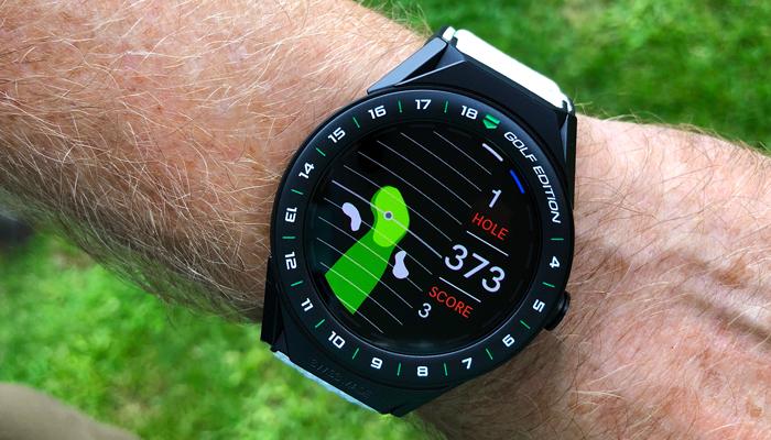 Sự đặc biệt của đồng hồ GPS chơi golf