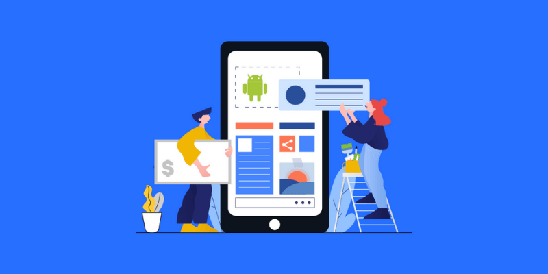 thiết kế app bán hàng