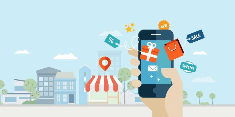 thiết kế app mobile kinh doanh
