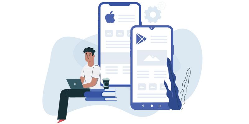 lập trình app mobile