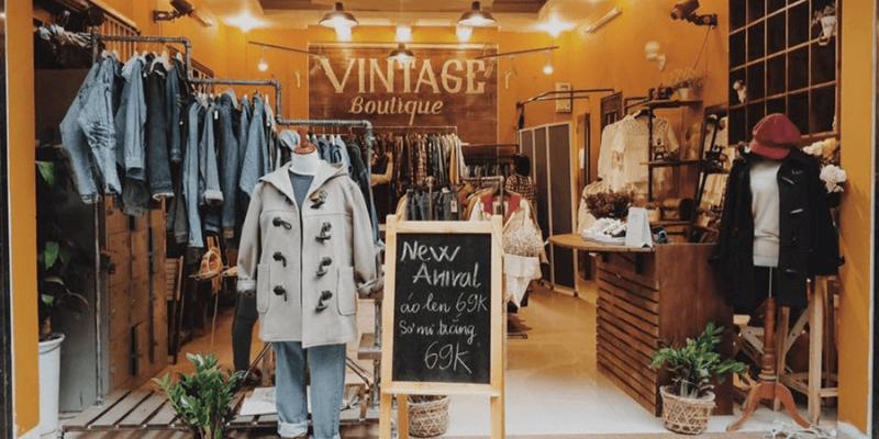 kinh doanh quần áo tại nhà