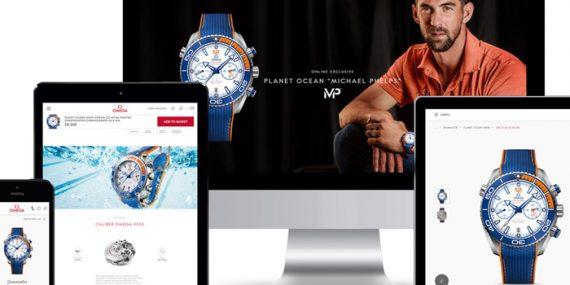 Lưu ý khi thiết kế web bán đồng hồ chuyên nghiệp
